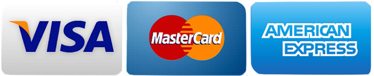 Capital Credit & Collection Service, Inc accept visa card, master card and american express